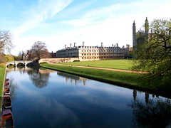 Clare College Cambridge photo by saxonfenken