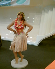 Hula girl. Photo hosted at Flickr