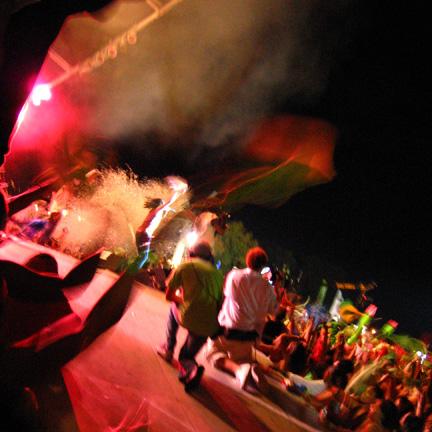 machel concert ramp