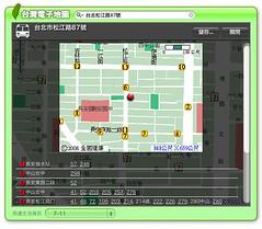 台灣電子地圖 Dashboard Widget 0.1b2 - 公車資料連結復活!
