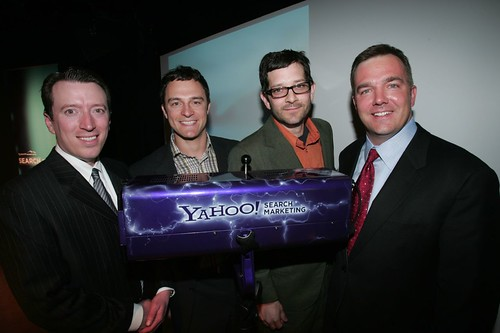 Yahoo Search Marketing Search Light Award Winner