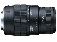 Sigma 70-300mm f/4-5.6 DG Macro Lens