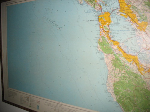 USGS map sf bay