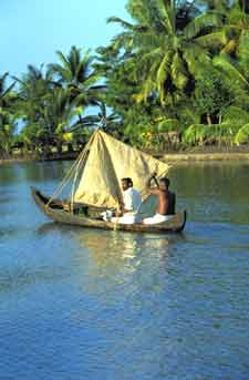 64 Kerala Backwaters India---1