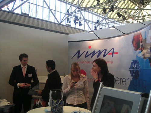 NIMA Carrierebeurs