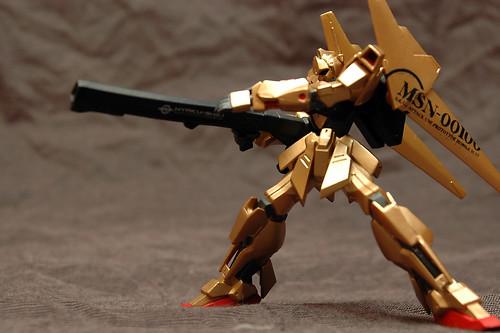 Gundam Ultimate Operation Plus Vol.3 -- MSN-00100 HYAKU-SHIKI