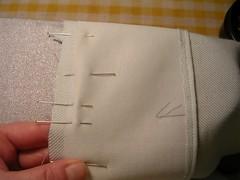 pinning cuff