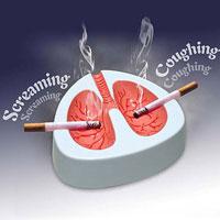 cenicero para dejar de fumar