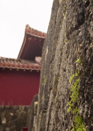 首里城石垣