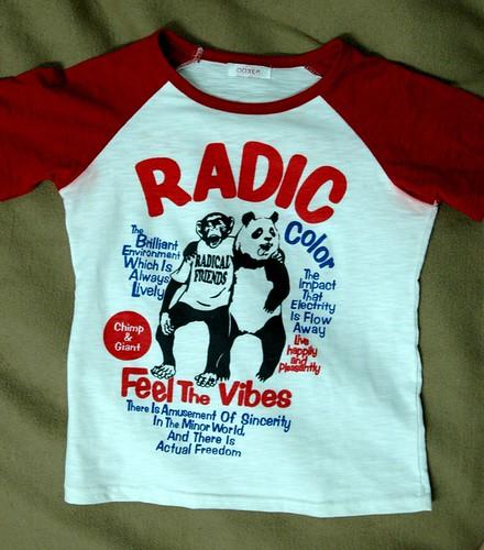 radic shirt