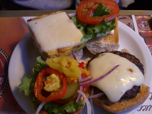傳說中的小漢堡店,patati patata