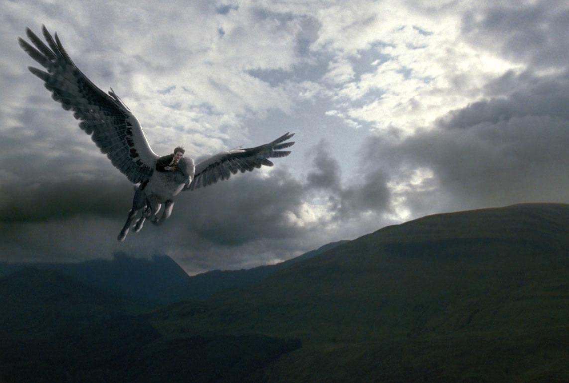 Buckbeak's flight