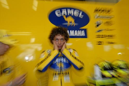 Rossi en Pretemporada