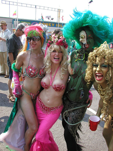 Mermaid Parade 2005