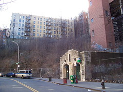 West 184th St. and Overlook Terrace