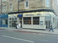 The Sizzling Scot exterior, Edinburgh (2)