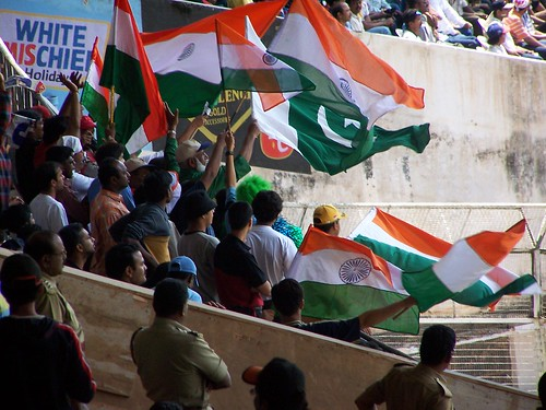March27 2005 - India vs Pak Bangalore Test