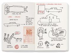 Tres viajes - página 1