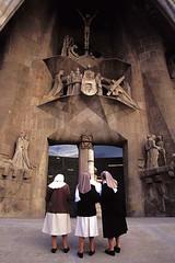 Tourist Nuns