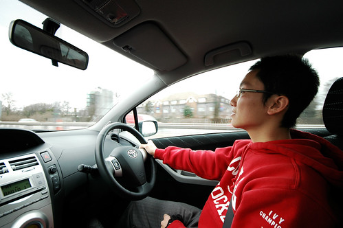 eric the driver