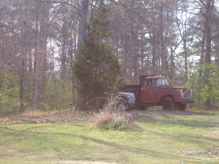 ivan's old truck