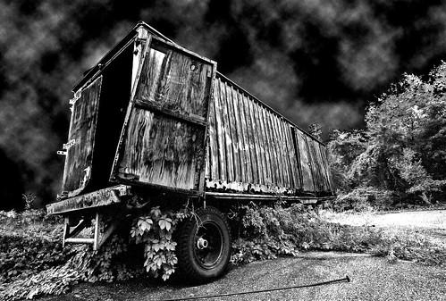 The load forgotten dark