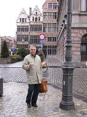 Jon near City Hall