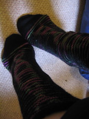 dna a socks pattern