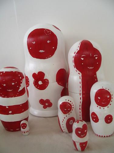 delia's russian dolls