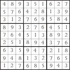 Sudoku技巧3