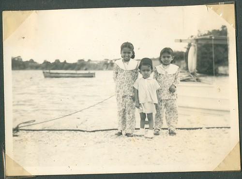 Mikindani 1953 sibs