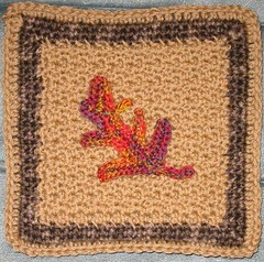 Afghan Square #43