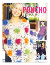 Fuzz Ball Poncho