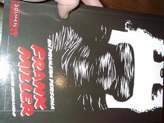 En Primera Persona Frank Miller ( Portada )