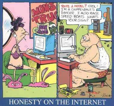 honesty online