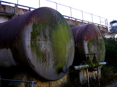 old tanks