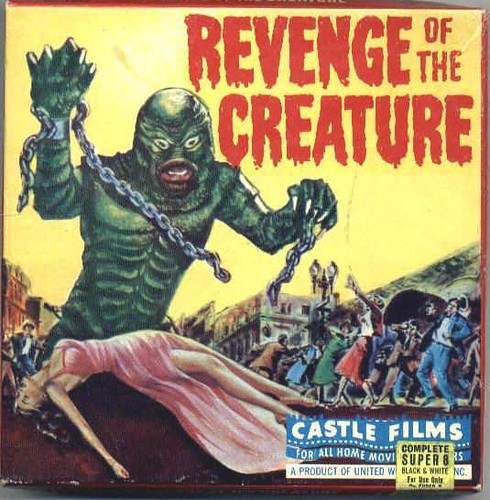 revenge of the creature super 8