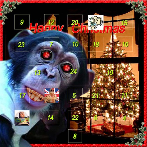 A Angry Chimp advent Dec 3rd