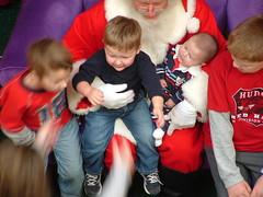Kid Hates Santa