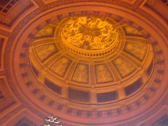 The Dome Edinburgh: Domed Roof