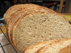 Oatmeal Bulgur Wheat Bread
