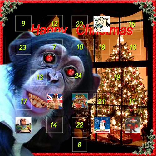 A Angry Chimp advent Dec 6th