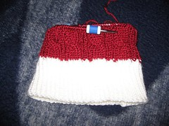 Prototype Irish Hiking Santa Hat