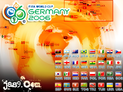 World Cup 2006 Final 32