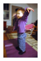 Yoga toddler