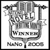 Official NaNoWriMo 2005 Participant