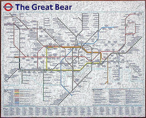 Great Bear Jigsaw Puzzle