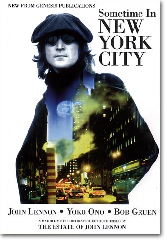 poster for Sometime In New York