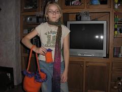 Fashion model Sami