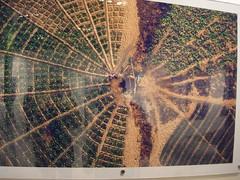国家地理展览 水井和农田